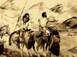 Conmemoración del Combate de Lomas de San Lorenzo
