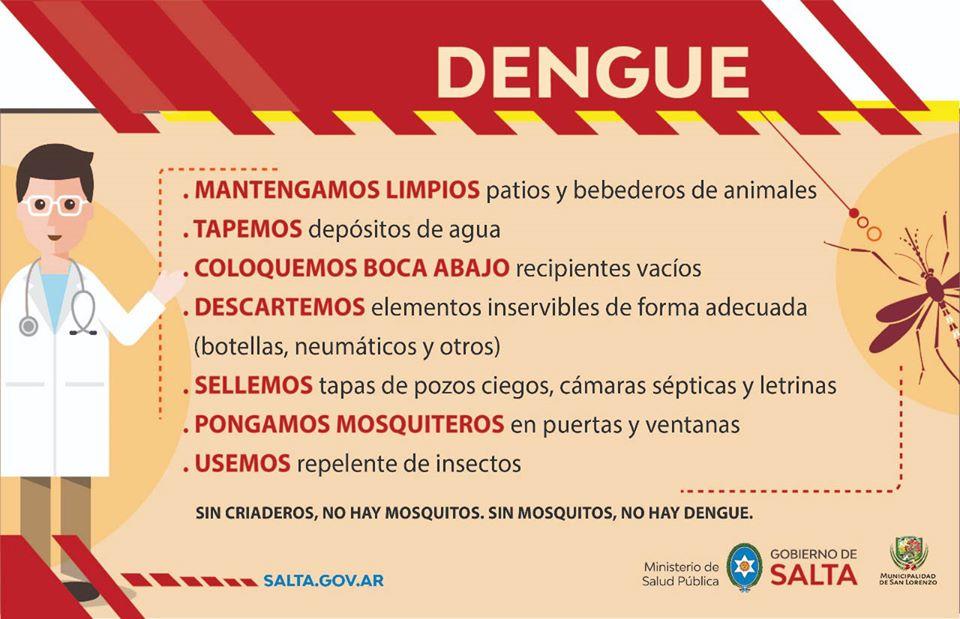 Inicia la campaña de prevención contra el dengue