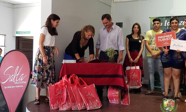 Turismo presentó «Dormir en San Lorenzo tiene premio»
