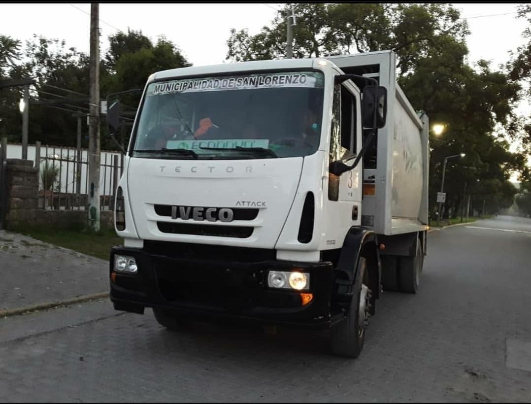Emergencia Sanitaria: Servicio de recolección de residuos