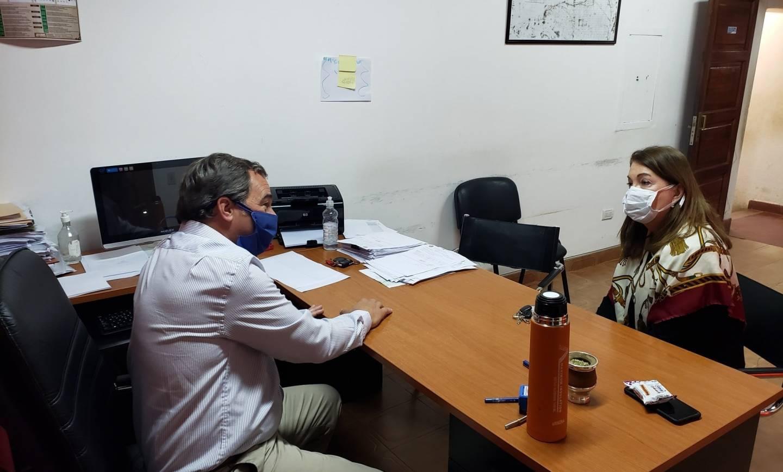 Trabajo conjunto con el Centro Regional de Hemoterapia