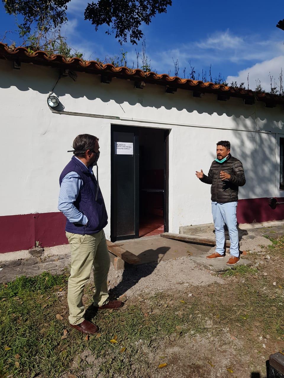 Protocolo Coronavirus: Etapa final para las obras de adaptación en el Centro de Salud N°24