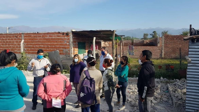Construirán un Centro Comunitario en Nueva Esperanza