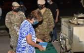 Se realizaron tres operativos de asistencia alimentaria