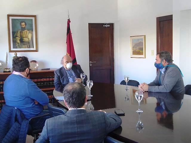 Impulsan el funcionamiento de una Delegación Fiscal en San Lorenzo