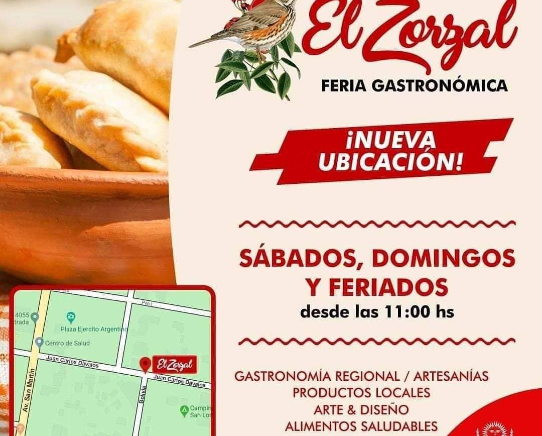 Feria el Zorzal