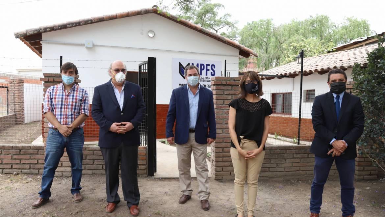 """""""La inauguración de esta fiscalía es una muestra del San Lorenzo que queremos"""""""