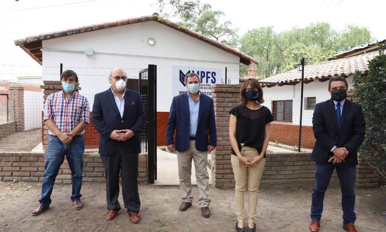 """""""La inauguración de esta fiscalía es una muestra del San Lorenzo que queremos»"""