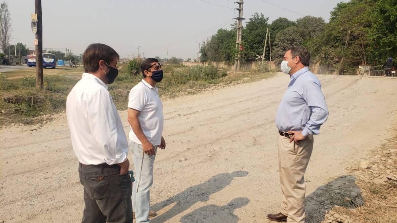 Realizarán tareas de despeje y limpieza en canales del barrio San Rafael