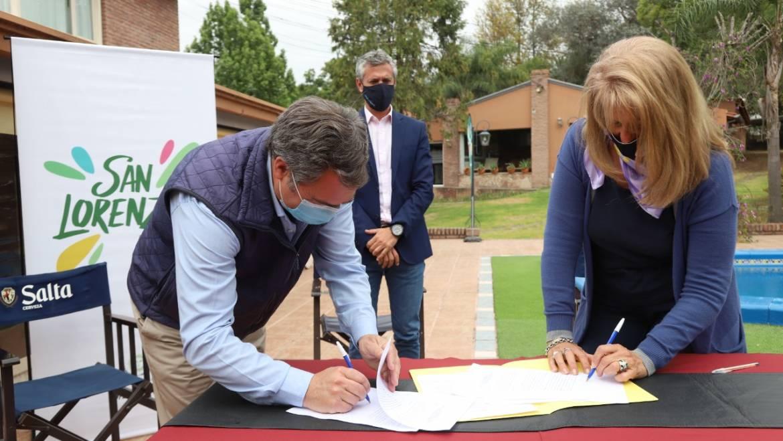San Lorenzo se adhiere al Plan de Reactivación de la Actividad Turística