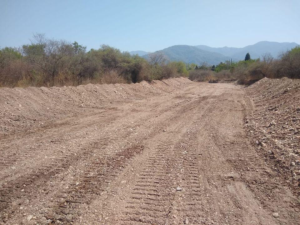 Limpieza y encauzamiento del arroyo Innominado