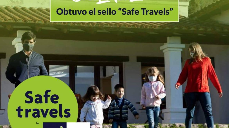 San Lorenzo obtuvo el sello internacional Safe Travels
