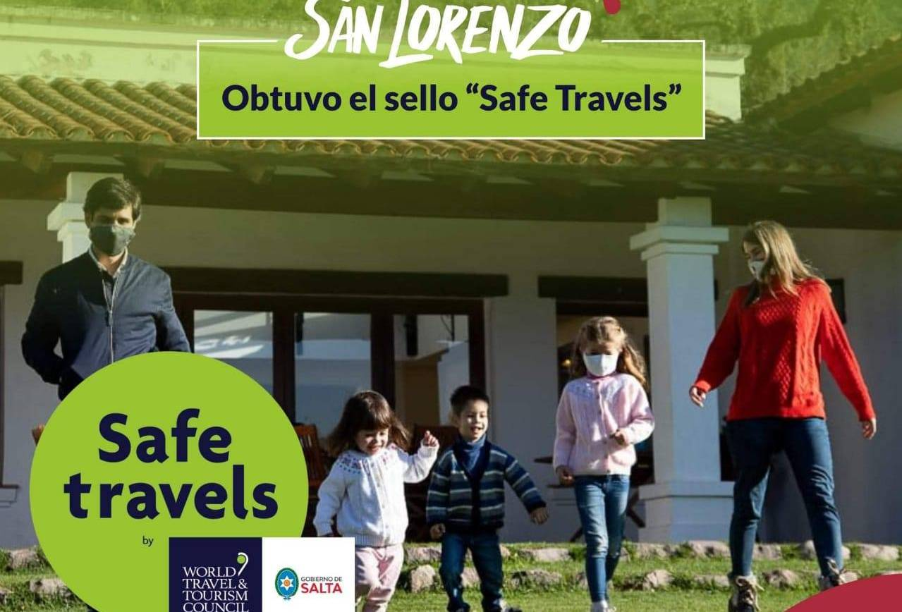 San Lorenzo obtuvo el sello internacional Safe Travels