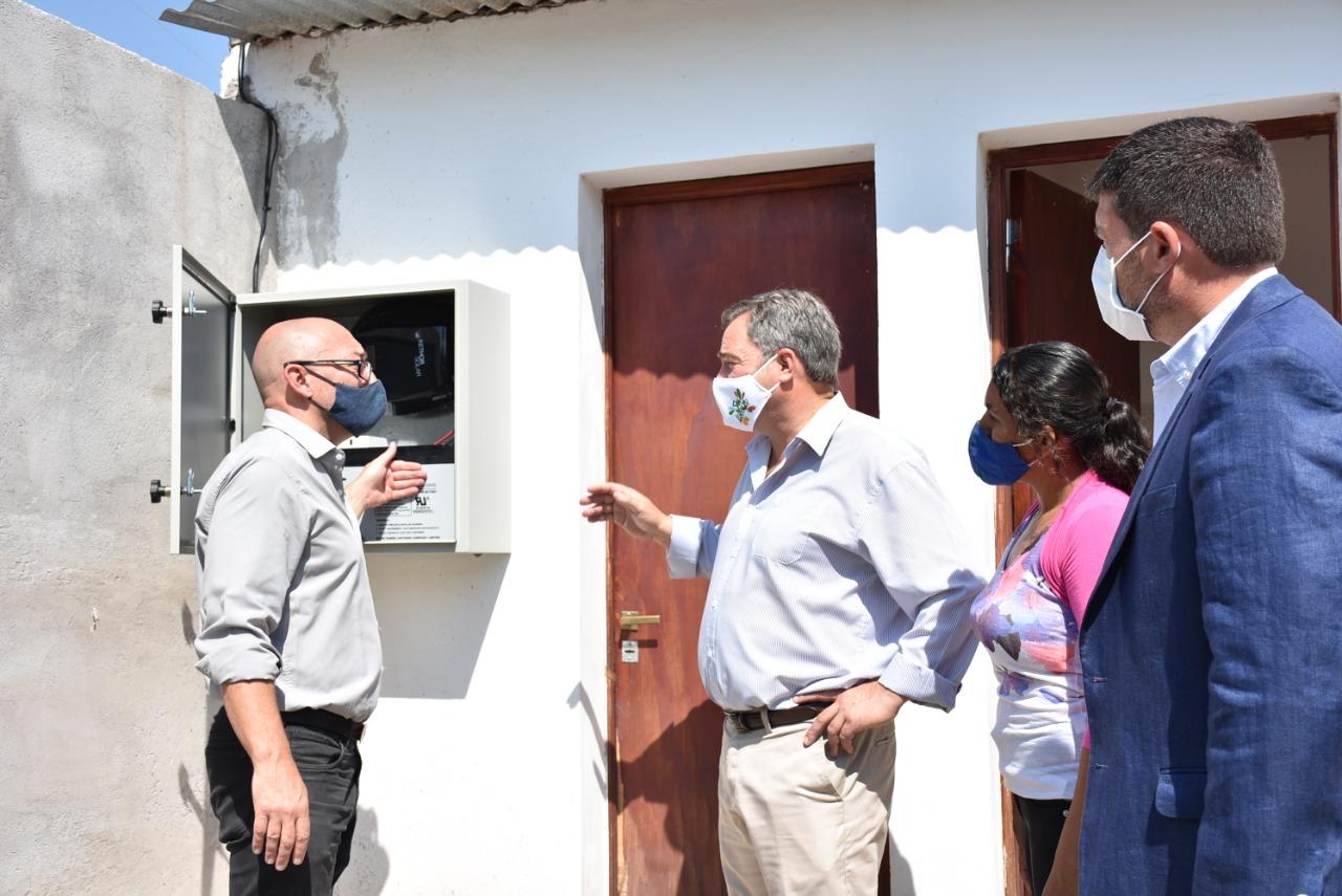 San Lorenzo reduce la brecha digital habilitando puntos públicos de WiFi