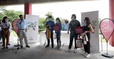 Los primeros turistas de la temporada son de Santiago del Estero y Tucumán