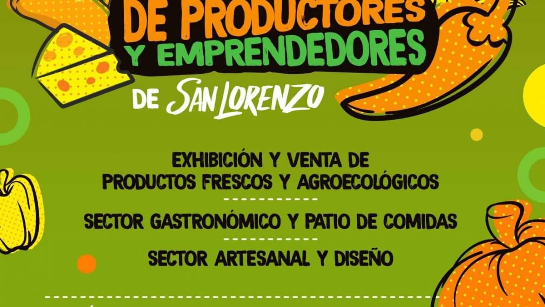 Se realizará el 1° Encuentro de productores y emprendedores de San Lorenzo