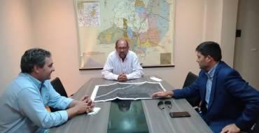 Infraestructura: Planifican obras para el municipio