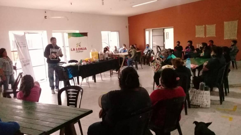 Iniciaron los talleres de educación ambiental y reciclaje
