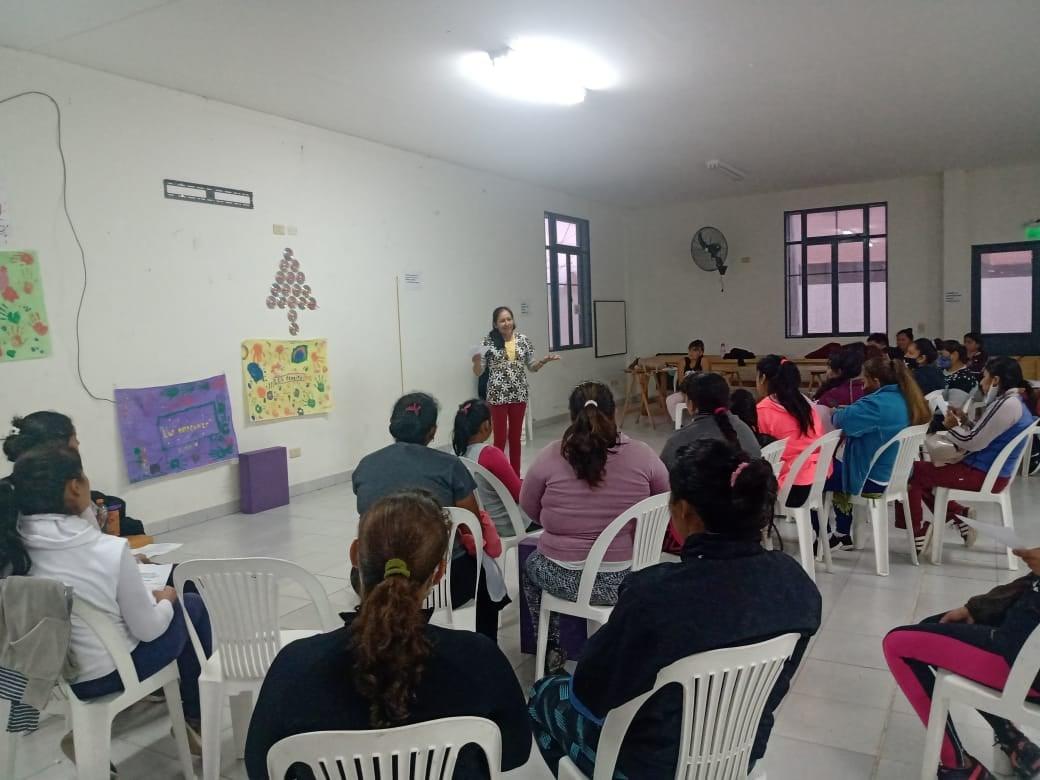 Continúan los talleres sobre nutrición saludable y alimentación consciente