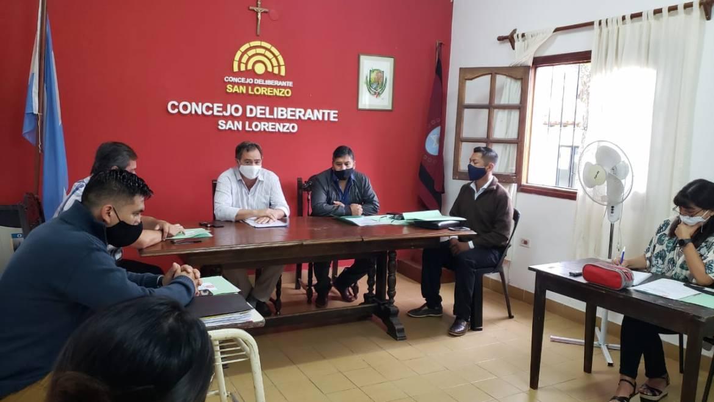 El intendente Saravia inauguró el período de sesiones legislativas 2021