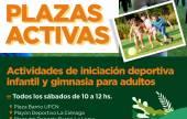 """San Lorenzo lanza la propuesta """"Plazas Activas"""""""