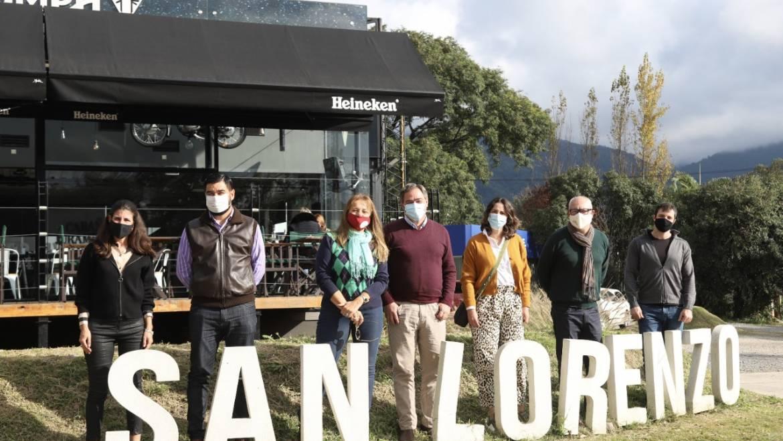 Saravia se reunió con las nuevas autoridades de la Cámara de Turismo de Salta