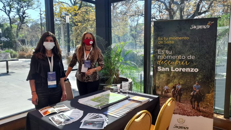 San Lorenzo participó del 46° Congreso de Agentes de Viajes