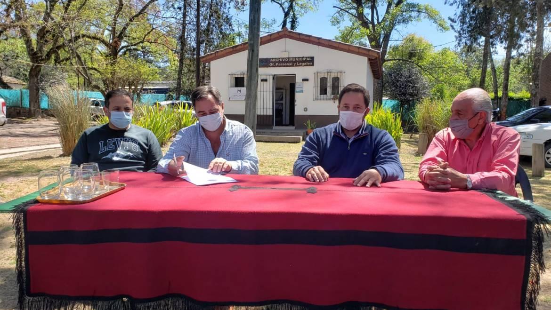 La Municipalidad y el INTA trabajan en el desarrollo de acciones ambientales